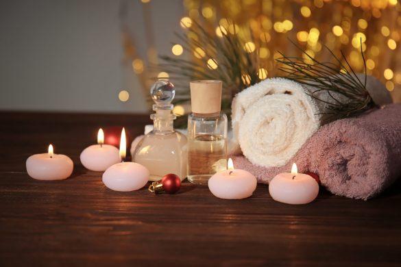Erotische Öl Kerzen Massage in Düsseldorf